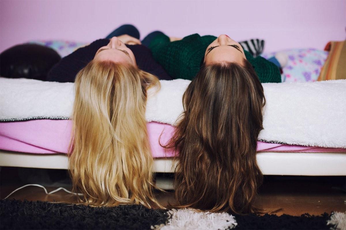 Haarfarbentest Welche Haarfarbe Passt Zu Mir  Glamour von Teste Dich Welche Haarfarbe Passt Zu Mir Bild