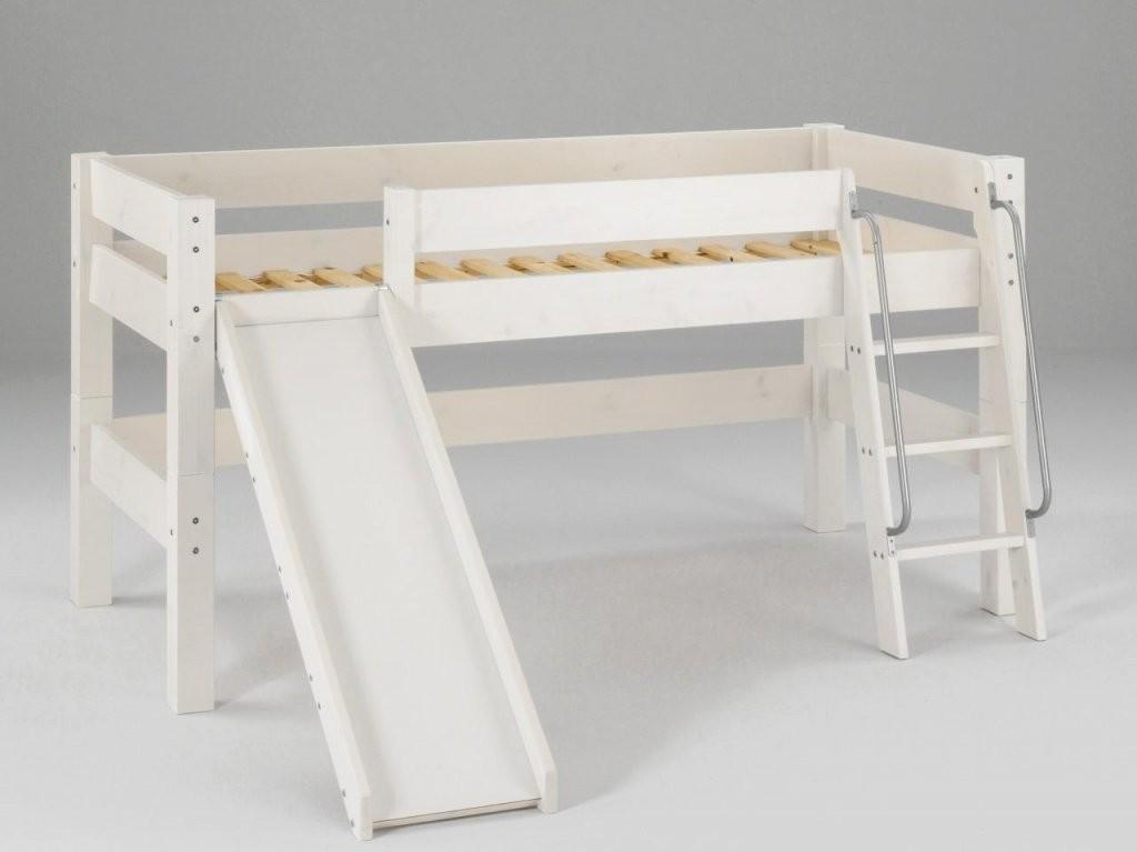 Halbhohes Moby Kinderbett Mit Rutsche Kiefer Von Dolphin von Halbhohes Kinderbett Mit Treppe Photo