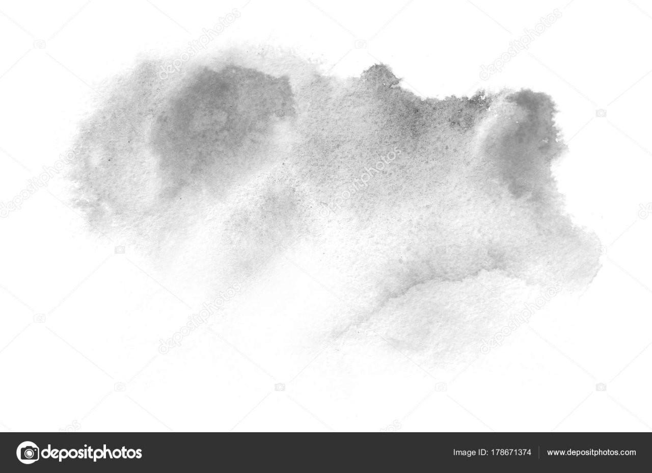 Handgezeichnete Schwarz Weiß Aquarell Form Für Ihr Design Kreative von Gemalte Bilder Schwarz Weiß Photo