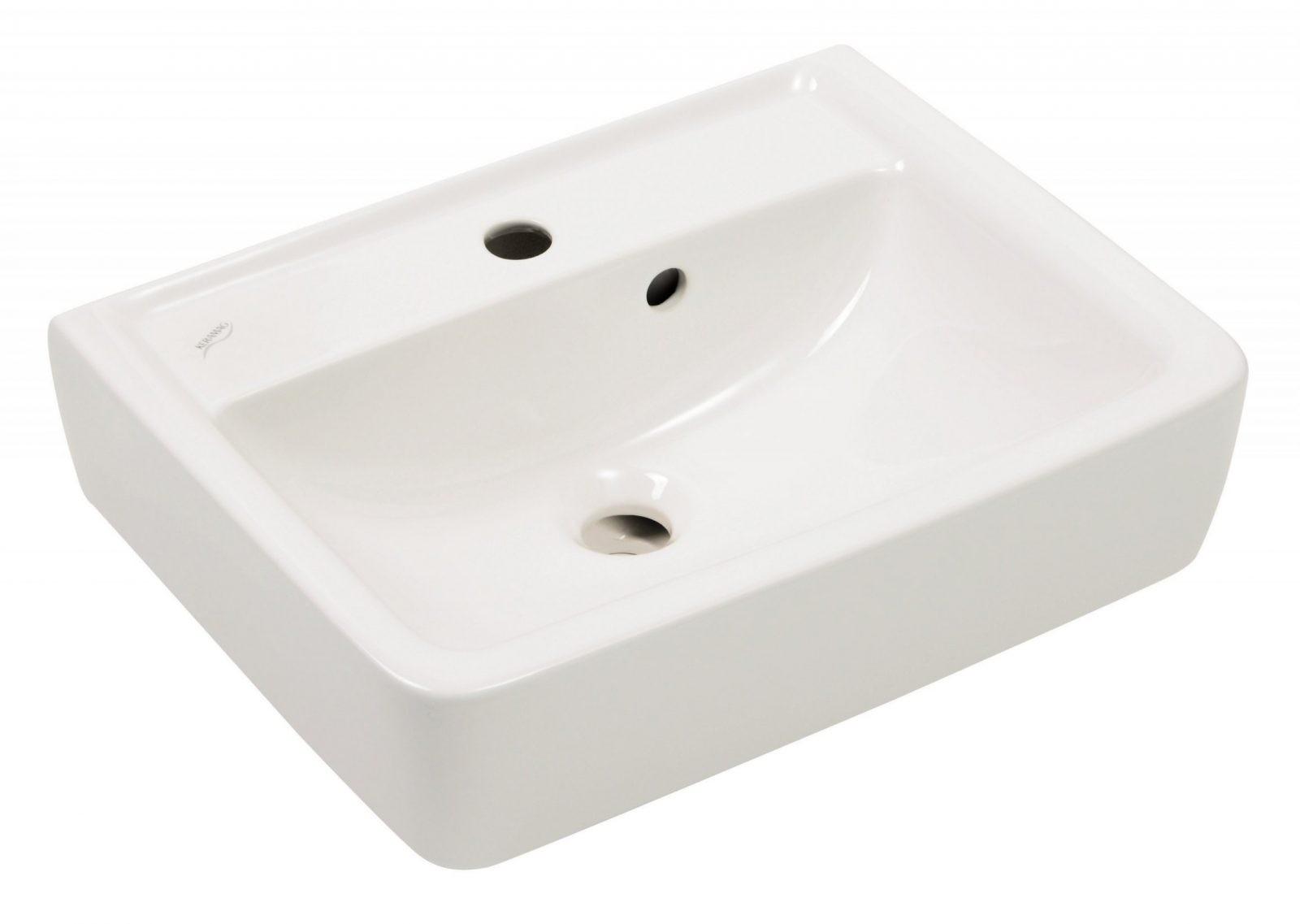 Handwaschbecken  Kleine Waschbecken Bei Calmwaters von Waschbecken 35 Cm Tief Bild