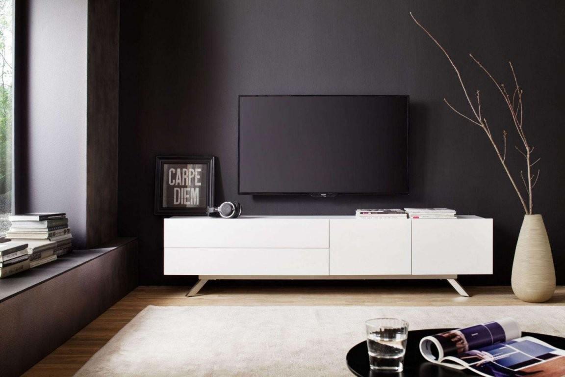 Hange Tv Lowboard Minimaliste Brillant Lowboard Zum Aufhängen Für von Tv Lowboard Zum Aufhängen Bild