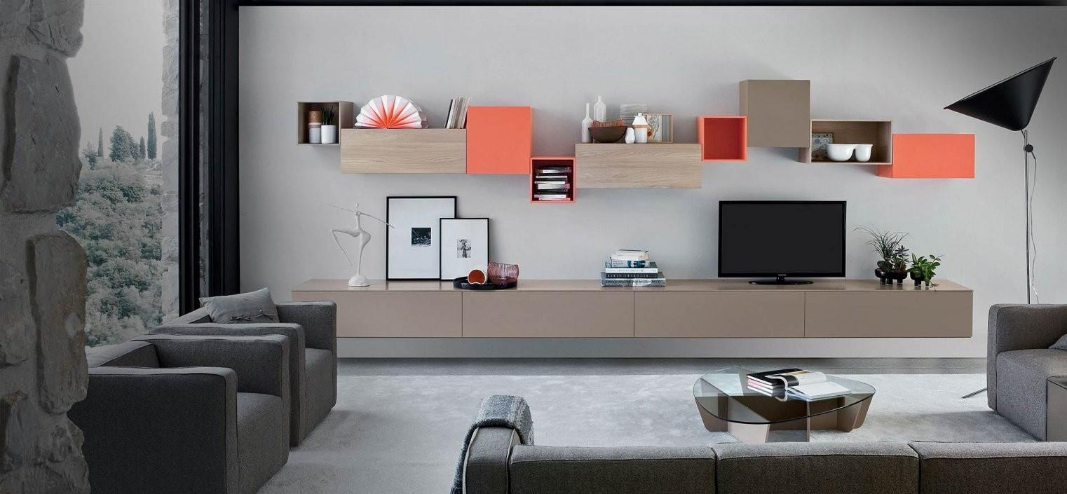 Hängende Lowboards ⇒ 120300 Cm Breite ⇒ In 30 Farben von Tv Lowboard Zum Aufhängen Bild