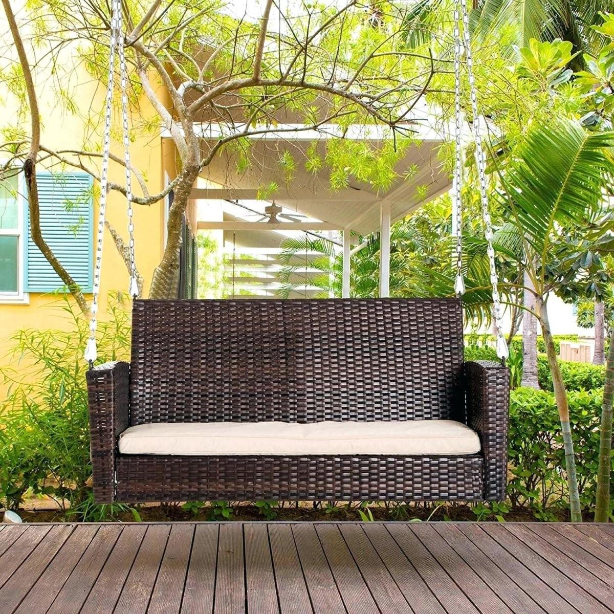 Hanging Porch Swing Round Hanging Porch Swing Bed – Bigfeedclub von Round Porch Swing Bed Photo