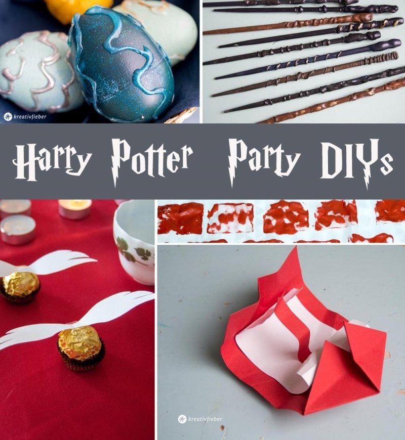 Harry Potter Party Ideen Nursery Harry Potter Party Und