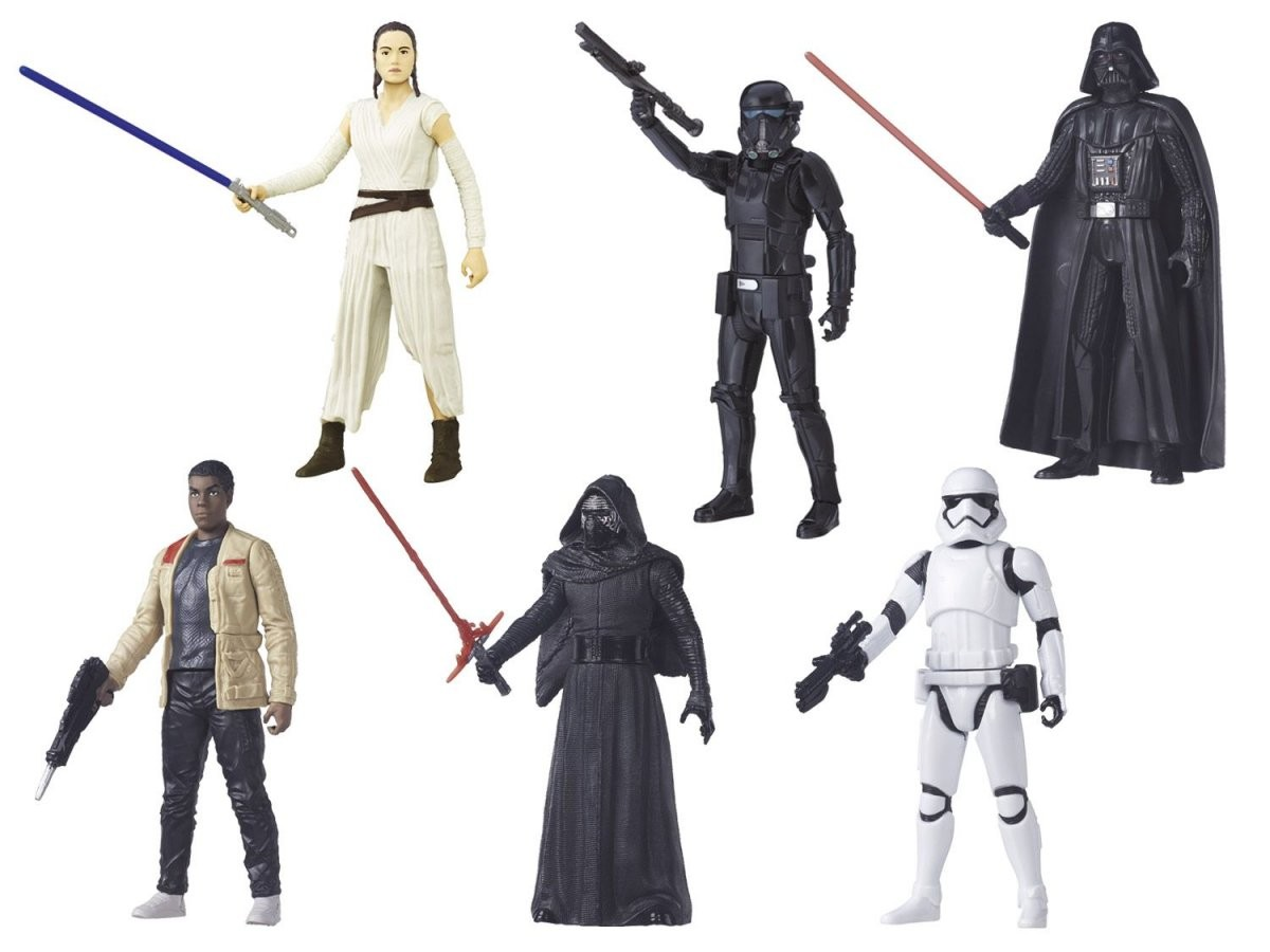 Hasbro Star Wars Actionfigur  Lidl von Star Wars Bettwäsche Lidl Photo