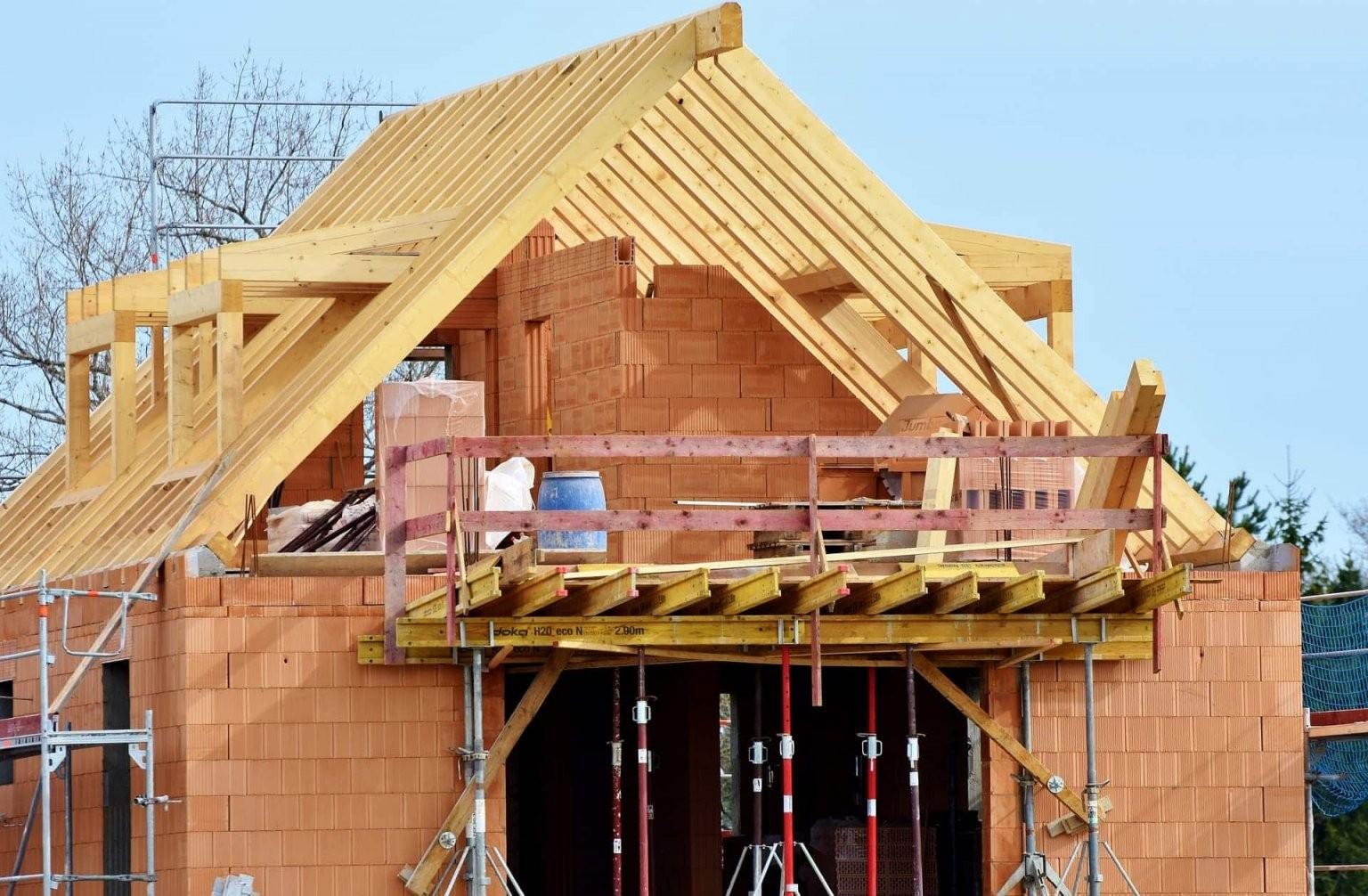 Haus Bauen Tipps Zum Hausbau Von Der Planung Bis Zum Einzug von Wie Plane Ich Ein Haus Bild