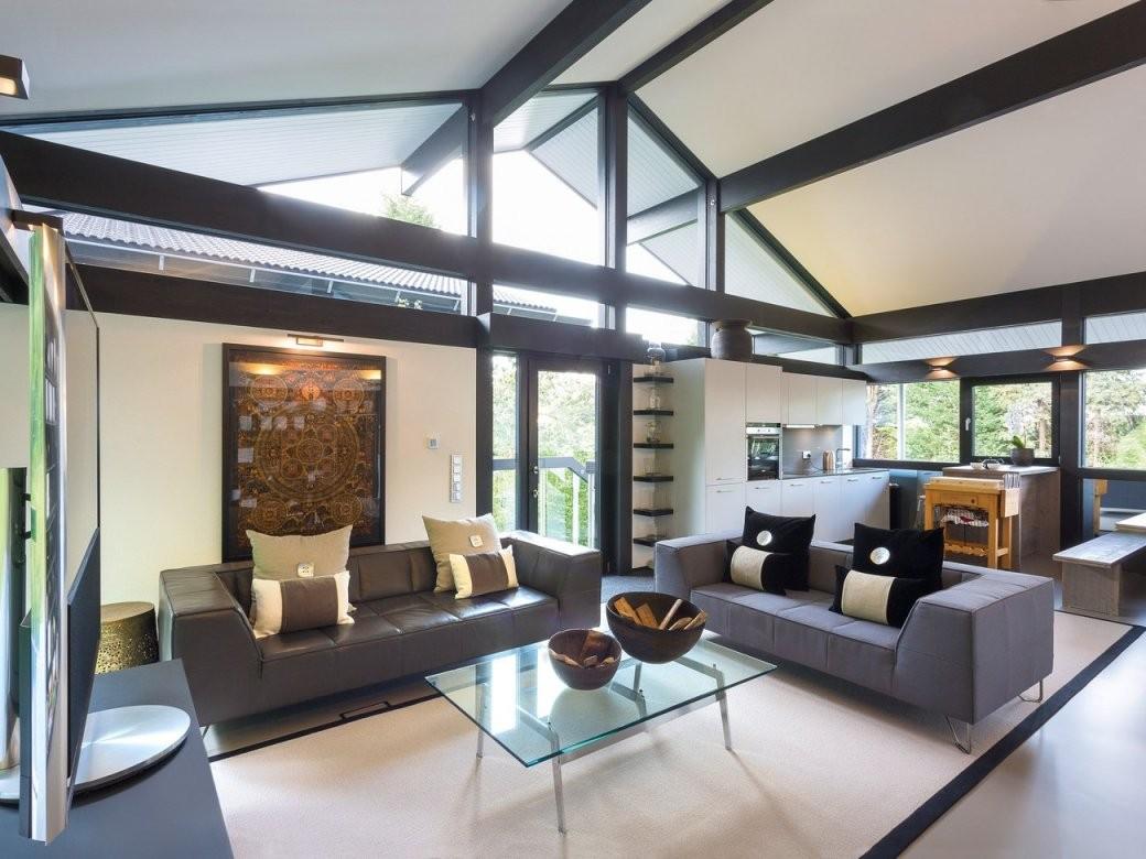 Haus Ideen 2019 Die Schönsten Huf Häuser Auf Einen Blick von Moderne Häuser Von Innen Bild