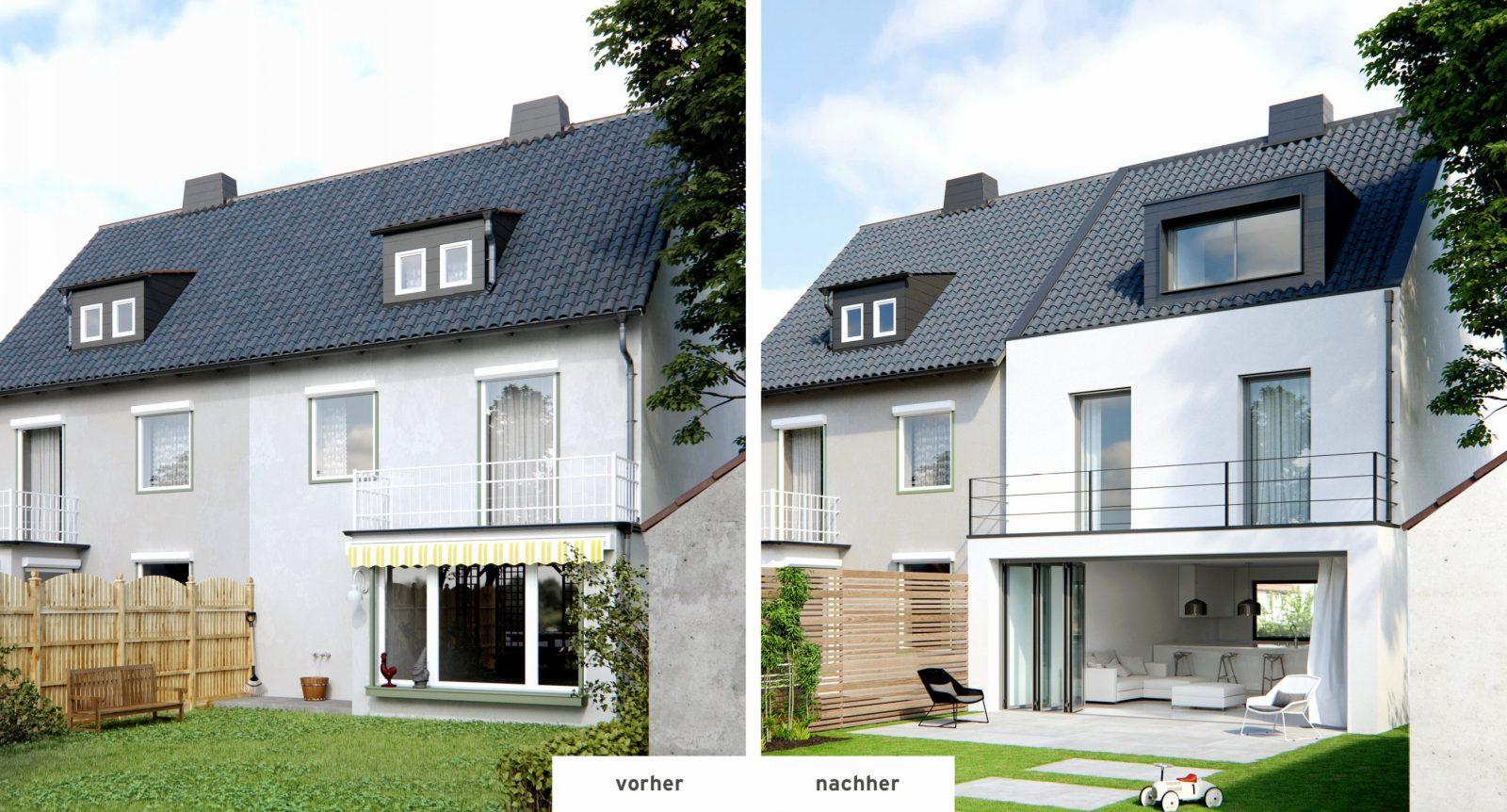 Haus Umbauen Vorher Nachher Luxus Altbau Renovieren Vorher Nachher von Altes Haus Sanieren Vorher Nachher Bild