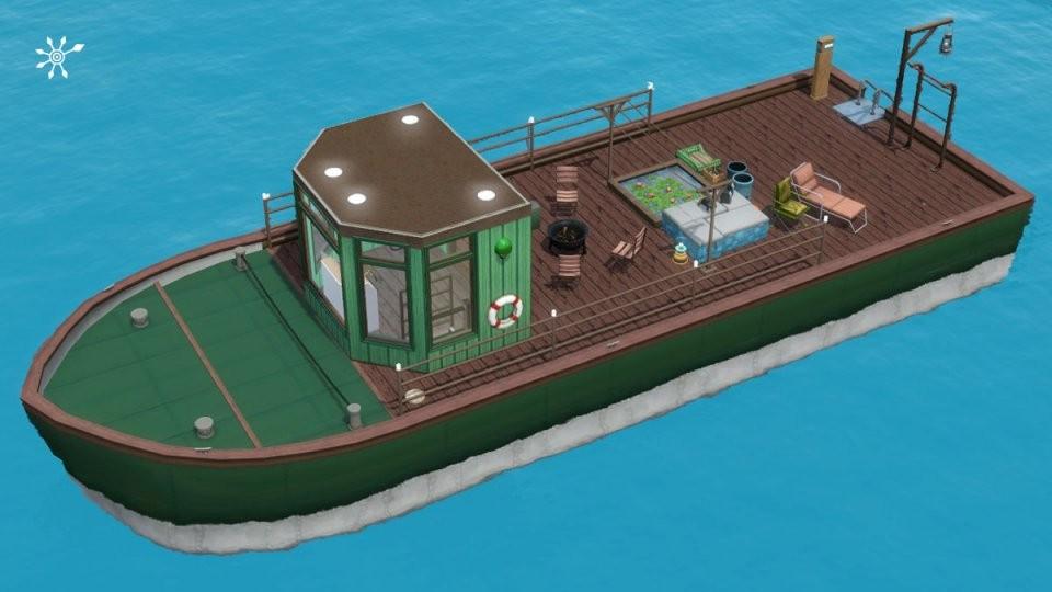 Hausboot Selber Bauen von Ponton Hausboot Selber Bauen Photo