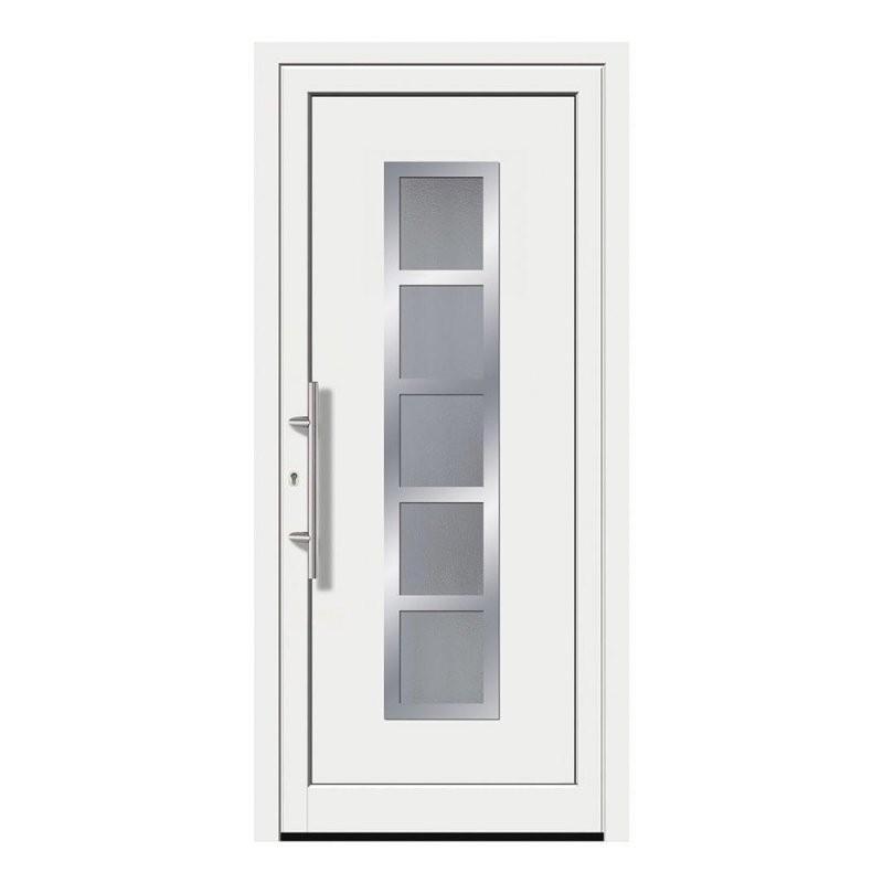 Haustür Maße  Standardmaße Und Individuelle Größen von Nebeneingangstür 180 Cm Hoch Bild