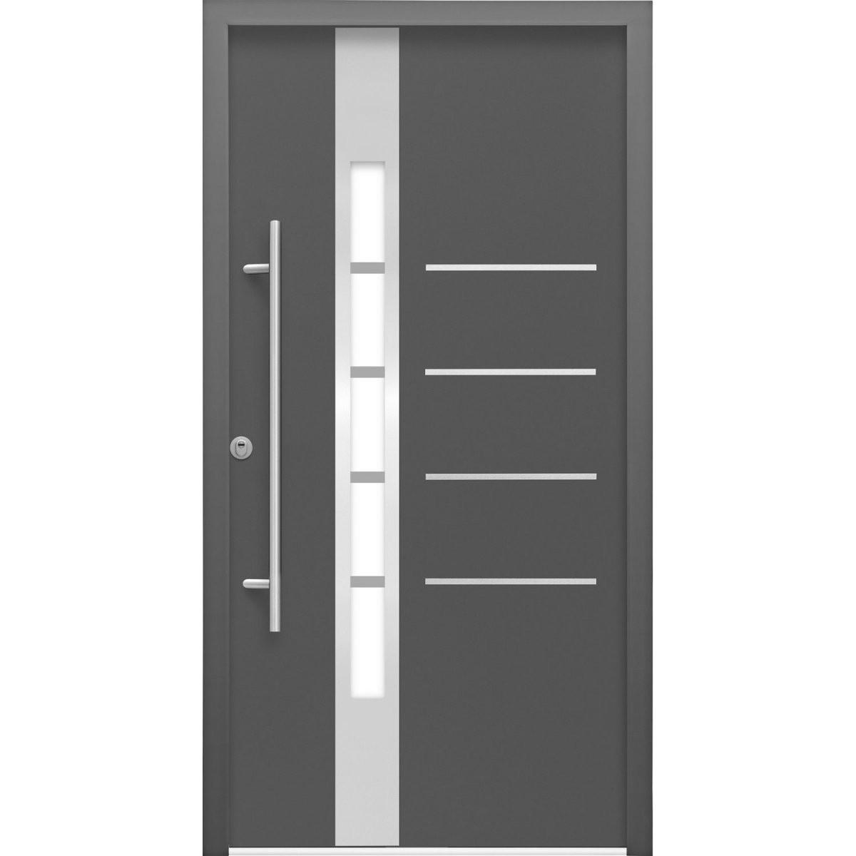 Haustüren Online Kaufen Bei Obi  Obi von Km Meeth Zaun Gmbh Haustüren Photo