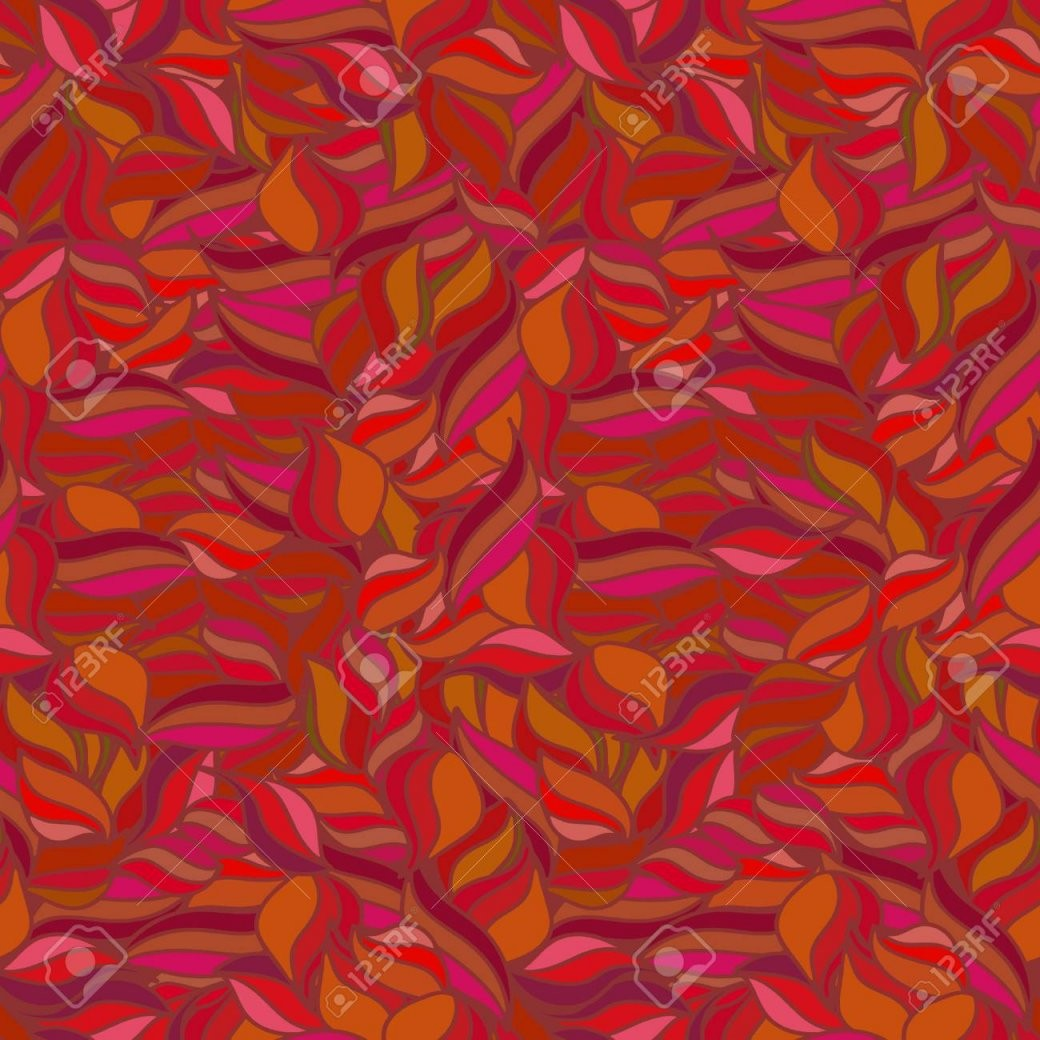 Helles Nahtloses Gewelltes Muster Sommer Hintergrund Rote Und von Rote Tapete Mit Muster Photo