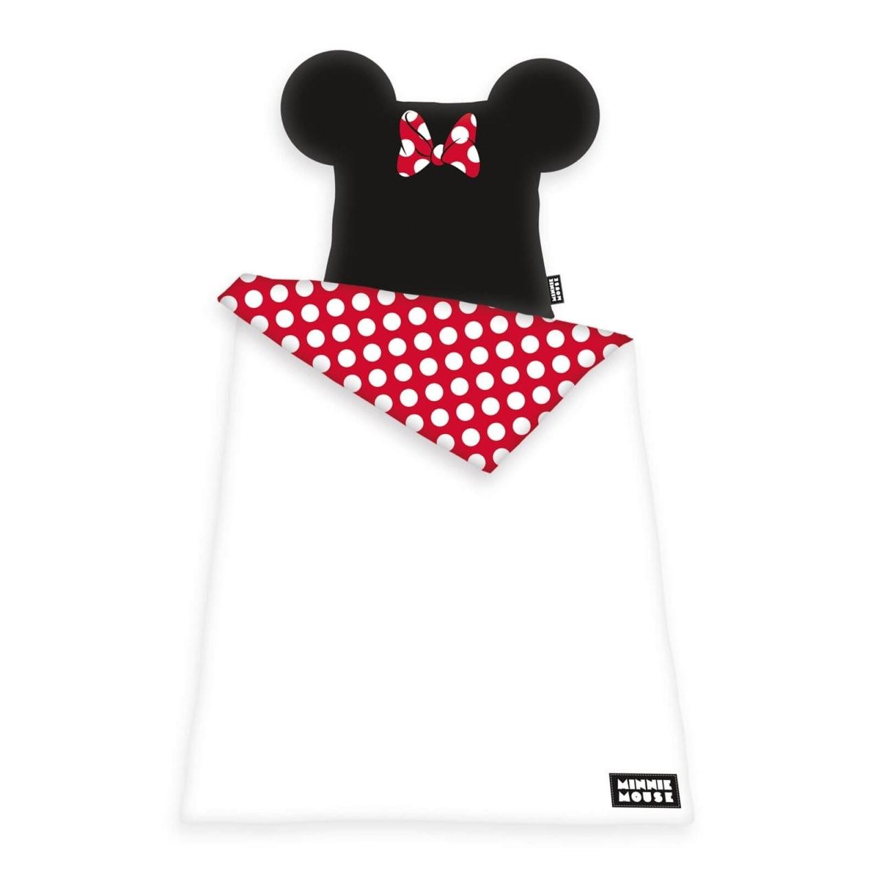 Herding Disney Minnie  Mickey Mouse Partner Bettwäsche Brand von Partner Bettwäsche Mickey Mouse Und Minnie Mouse Bild
