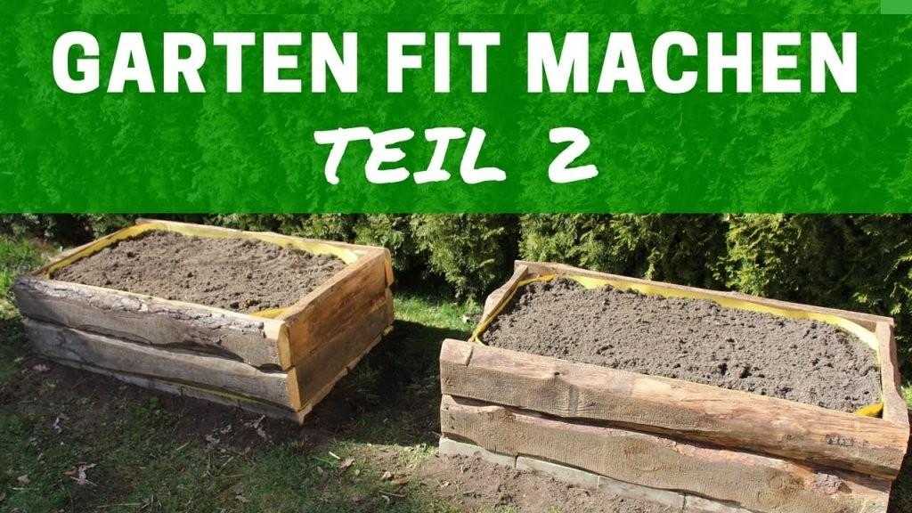Hochbeete Selber Bauen How To Build Raised Beds  Garten von Hochbeet Selber Bauen Youtube Bild