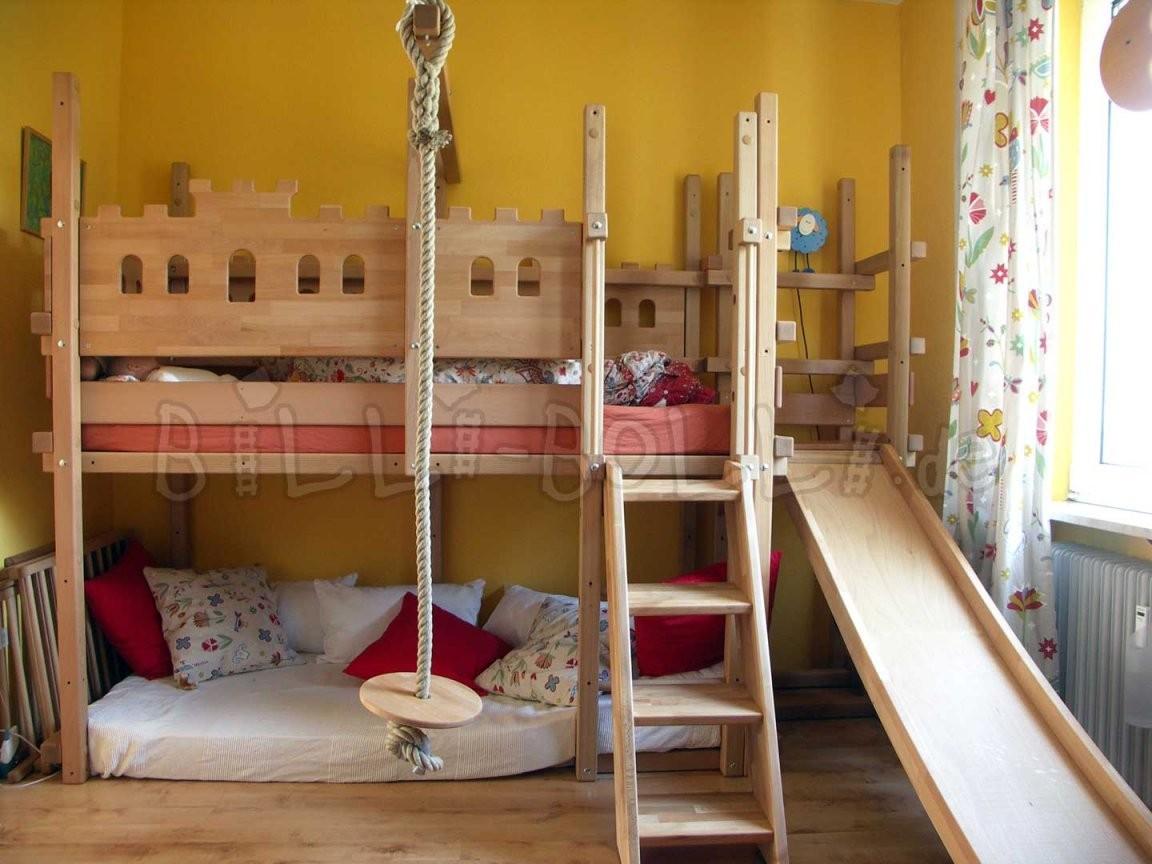 Hochbett Mitwachsend  Online Kaufen  Billibolli Kindermöbel von Kinderhochbett Mit Rutsche Günstig Kaufen Bild