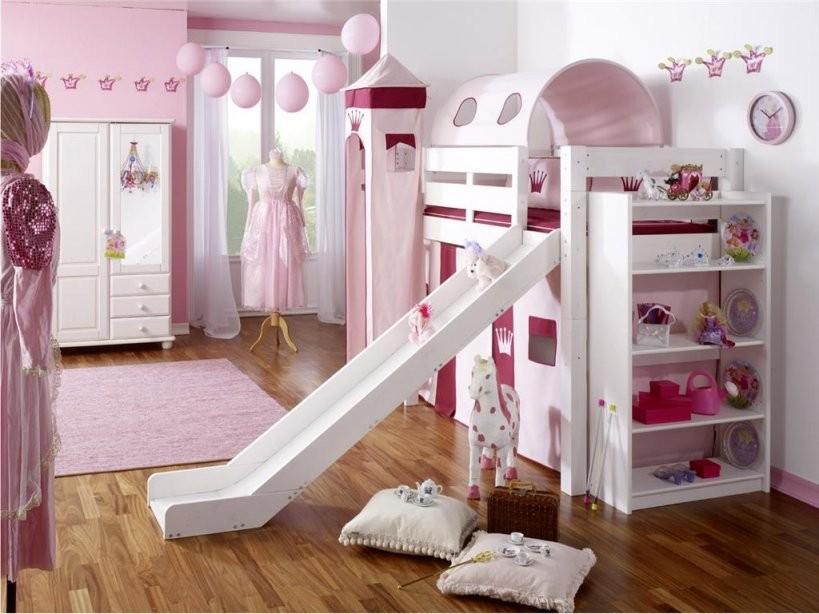 Hochbett Prinzessin Wird Die Kleine Nur  Wenn Sie Ein Bett Hat Hierfür von Prinzessin Hochbett Selber Bauen Bild