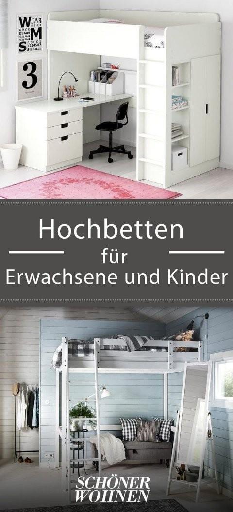 """Hochbetten Für Erwachsene Und Kinder Hochbett """"storå"""" Von Ikea In von Ikea Hochbett Für Erwachsene Bild"""