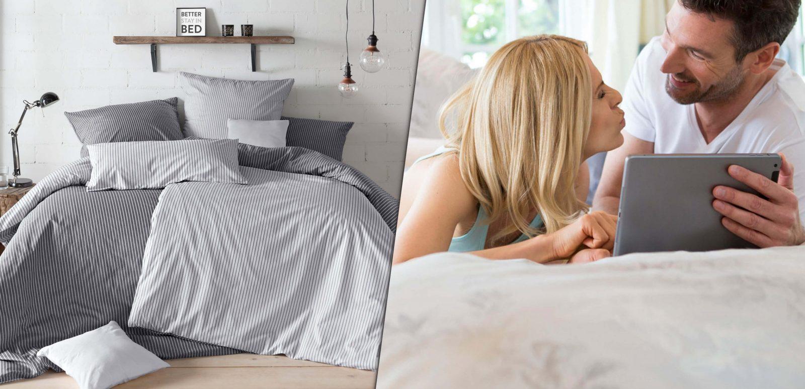Hochwertige Bettwäsche Zum Wohlfühlen  Estella Bettwäsche von Bettwäsche Estella Fabrikverkauf Photo