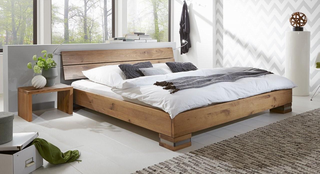 Hochwertige Massivholzbetten Im Vergleich Und Test 2019  Bettenat von Bett Aus Holz Selber Bauen Photo