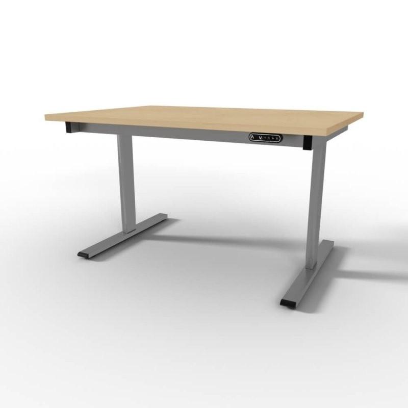 Höhenverstellbarer Tisch Nach Maß  Schrankplaner von Tischplatte Nach Maß Kunststoff Bild