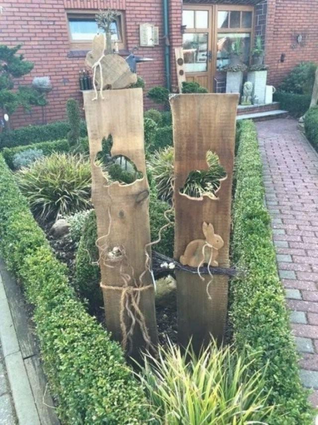 Holz Deko Garten Selber Machen – Bvrao At Best Garten Ideen Deko von Dekoration Garten Selber Machen Bild