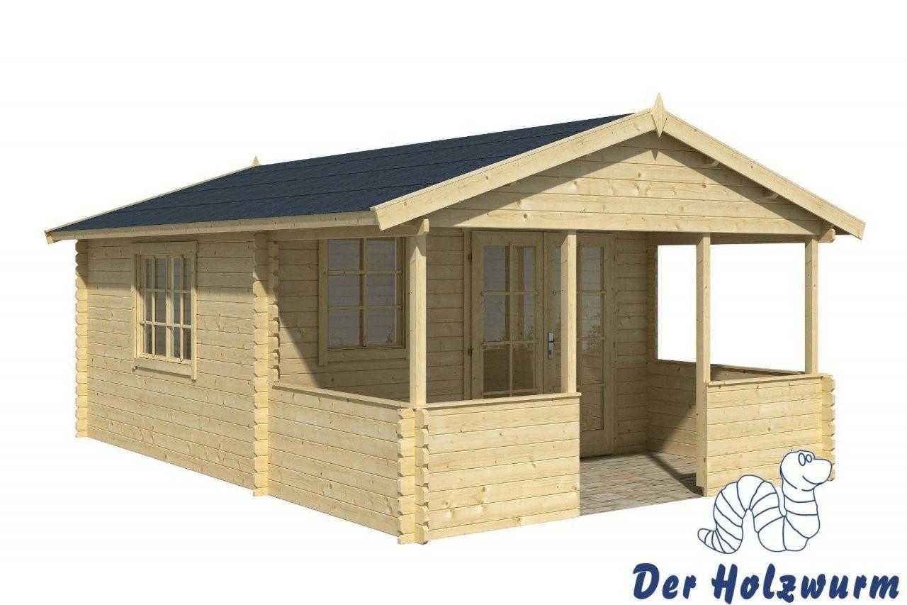 Holz Gartenhaus Aus Polen Erstaunlich Gartenhaus Mit Terrasse Aus von Gartenhaus Mit Terrasse Aus Polen Bild