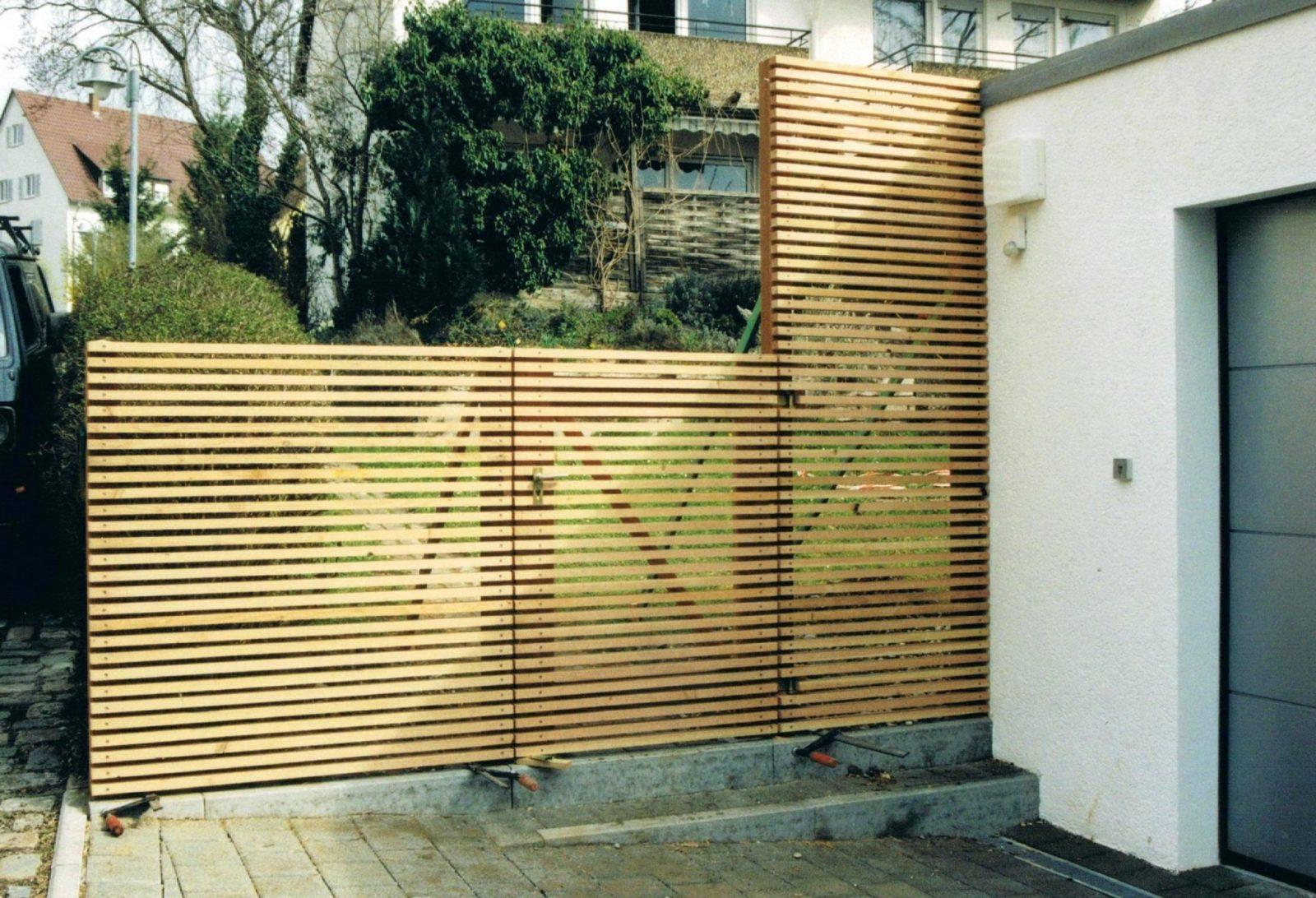 Holz Gartentor Weidetor Douglasie Holland Stil Selber Bauen Von Für von Gartentor Aus Holz Selber Bauen Bild