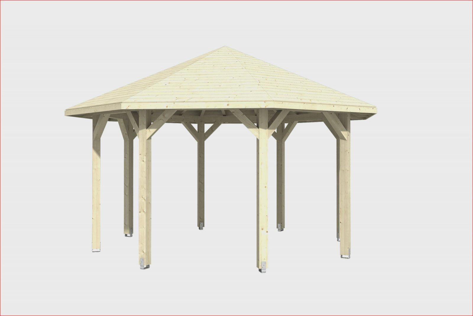 Holz Pavillon 3X3 Selber Bauen Anleitung Ostseesuche A44R Konzept von Holz Pavillon 3X3 Selber Bauen Bild