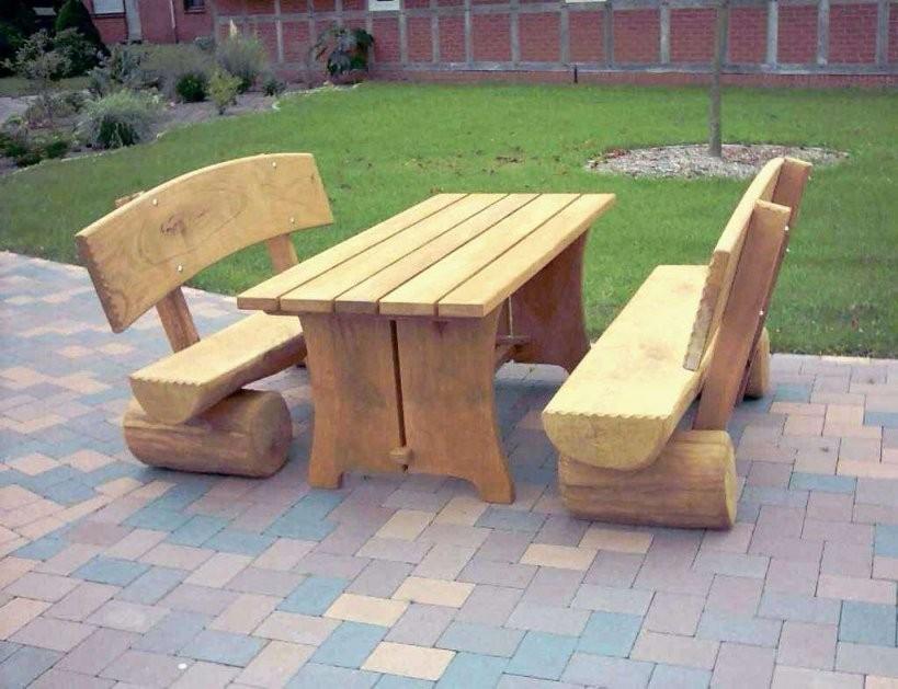 Holzbank Garten Rustikal Reizend Holzbank Selber Bauen Rustikal von Rustikale Holzbank Selber Bauen Photo