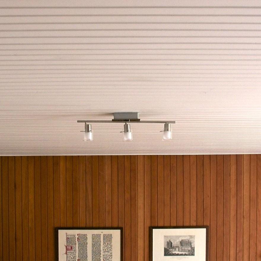 Holzdecke Selbst Streichen – Schritt Für Schritt  Future Home In von Braune Holzdecke Weiß Streichen Bild