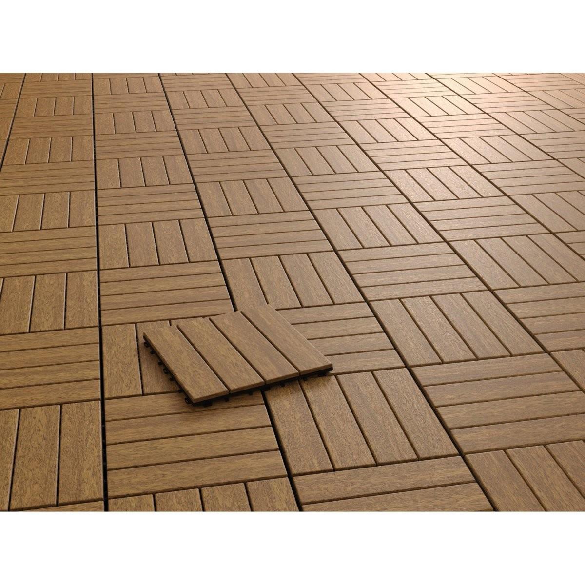 Holzfliesen Online Kaufen Bei Obi  Obi von Fliesen Kleben Auf Holz Bild