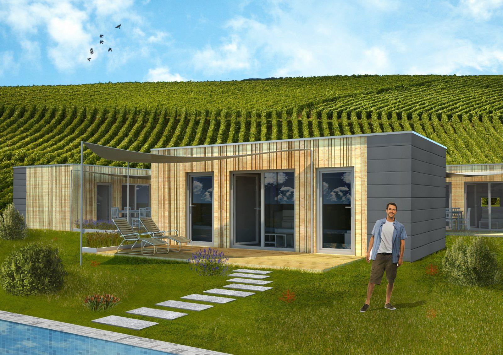 Home Modulhaus  Casaplaner Modulhaus Schweiz von Container Haus Kaufen Deutschland Bild