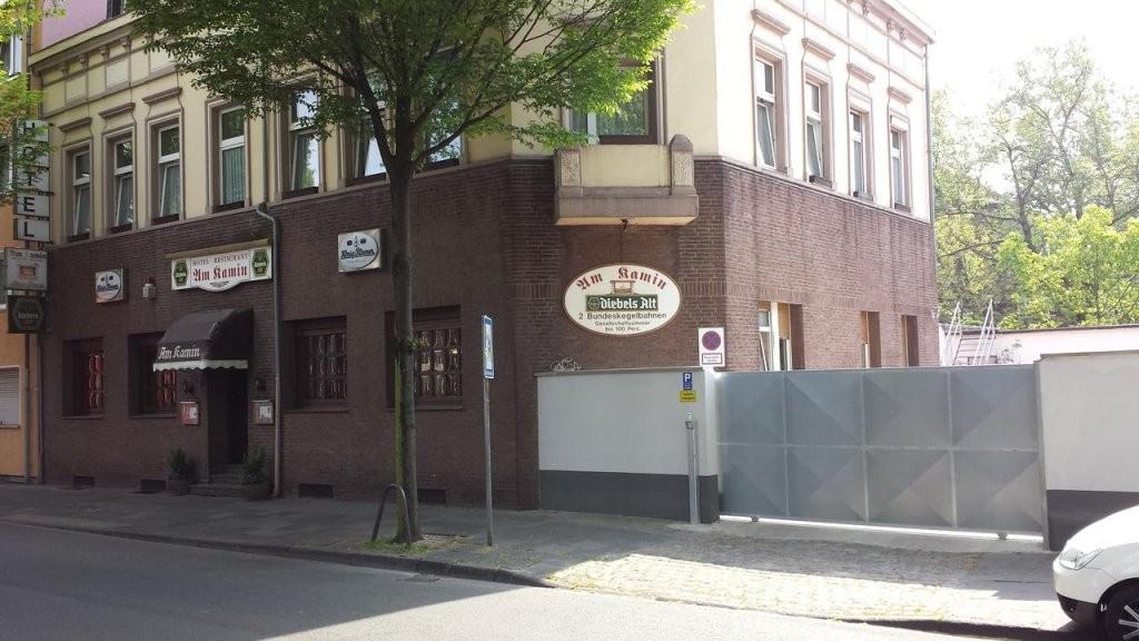 Hotel Am Kamin (Duitsland Duisburg)  Booking von Restaurant Am Kamin Duisburg Bild