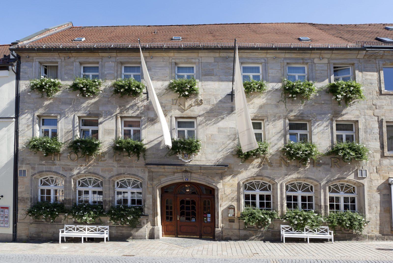 Hotel Bayreuth  Übernachten In Der Stadt Von Richard Wagner von Gasthof Goldener Löwe Bayreuth Photo