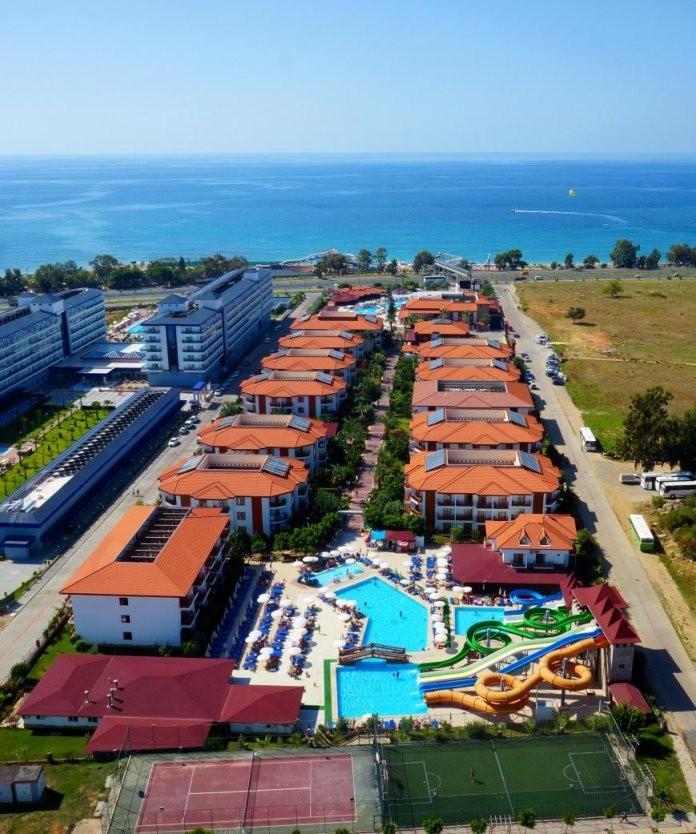 Hotel Eftalia Village 5 Sterne  Alanya  Vtours von Vikingen Infinity Resort & Spa Aktuelle Bilder Photo