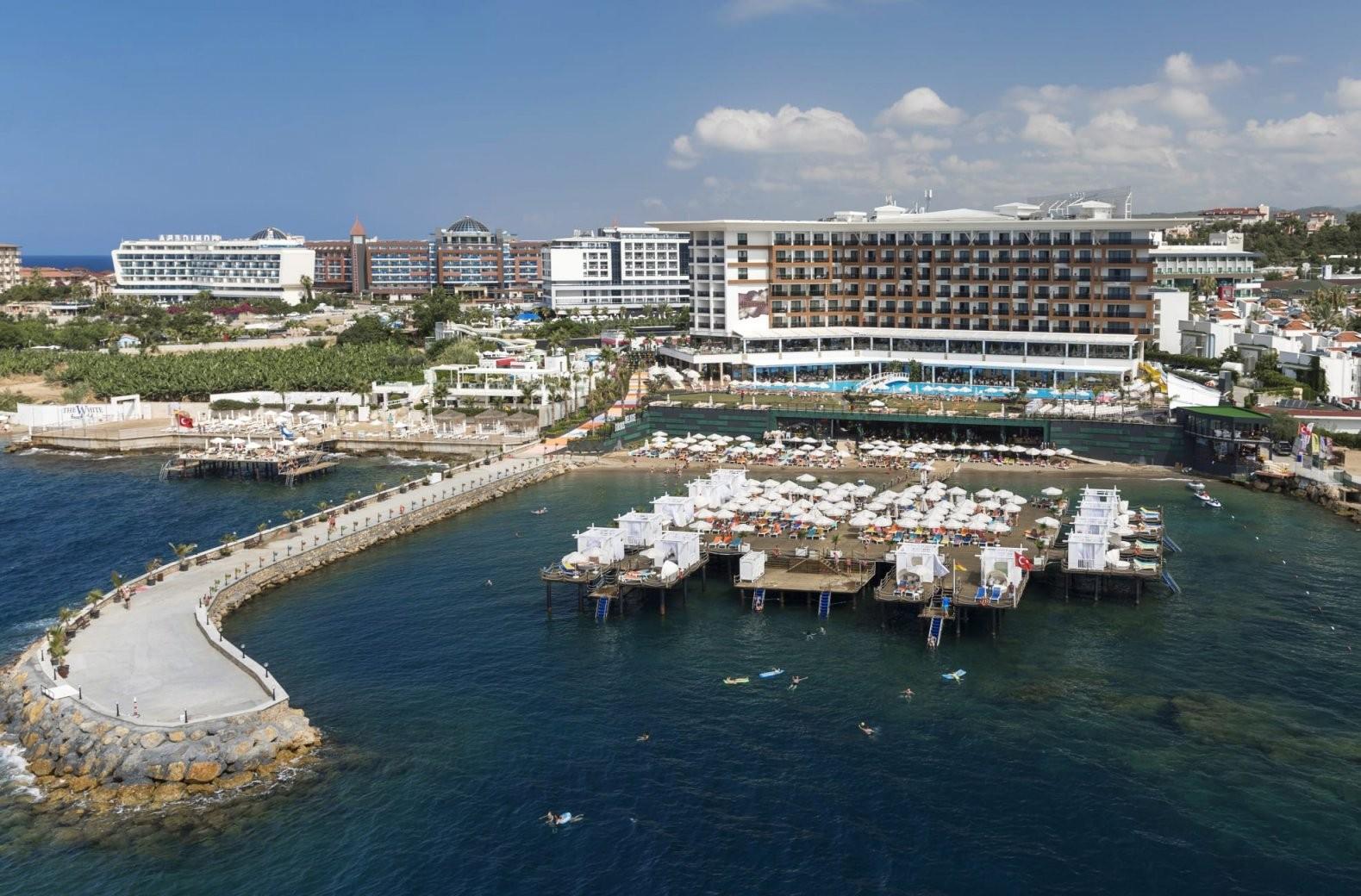 Hotel Hotel Sirius Deluxe Avsallar  Trivago von Vikingen Infinity Resort & Spa Bewertung Bild