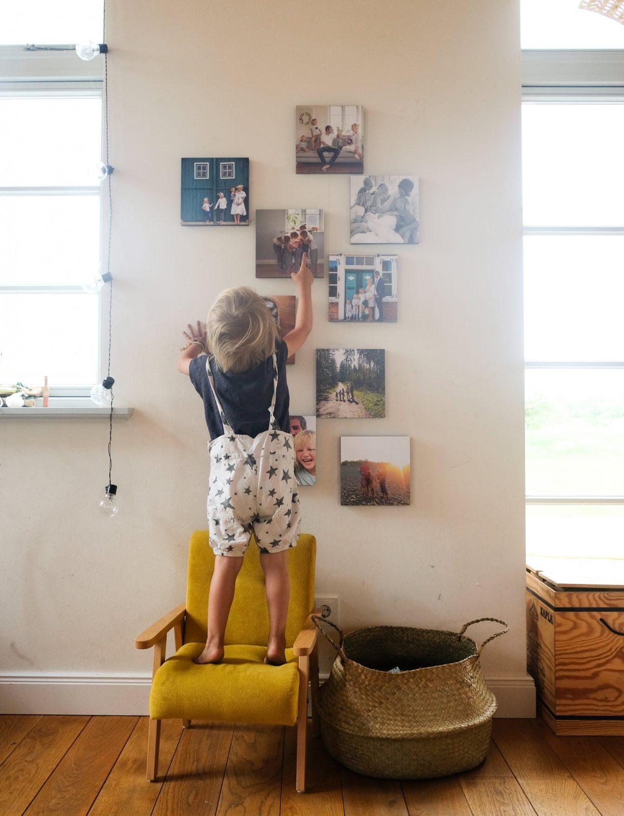 Hübsche Neue Bilder Für Die Wand Oder Eherettung Zum Ankleben von Fotos An Die Wand Photo