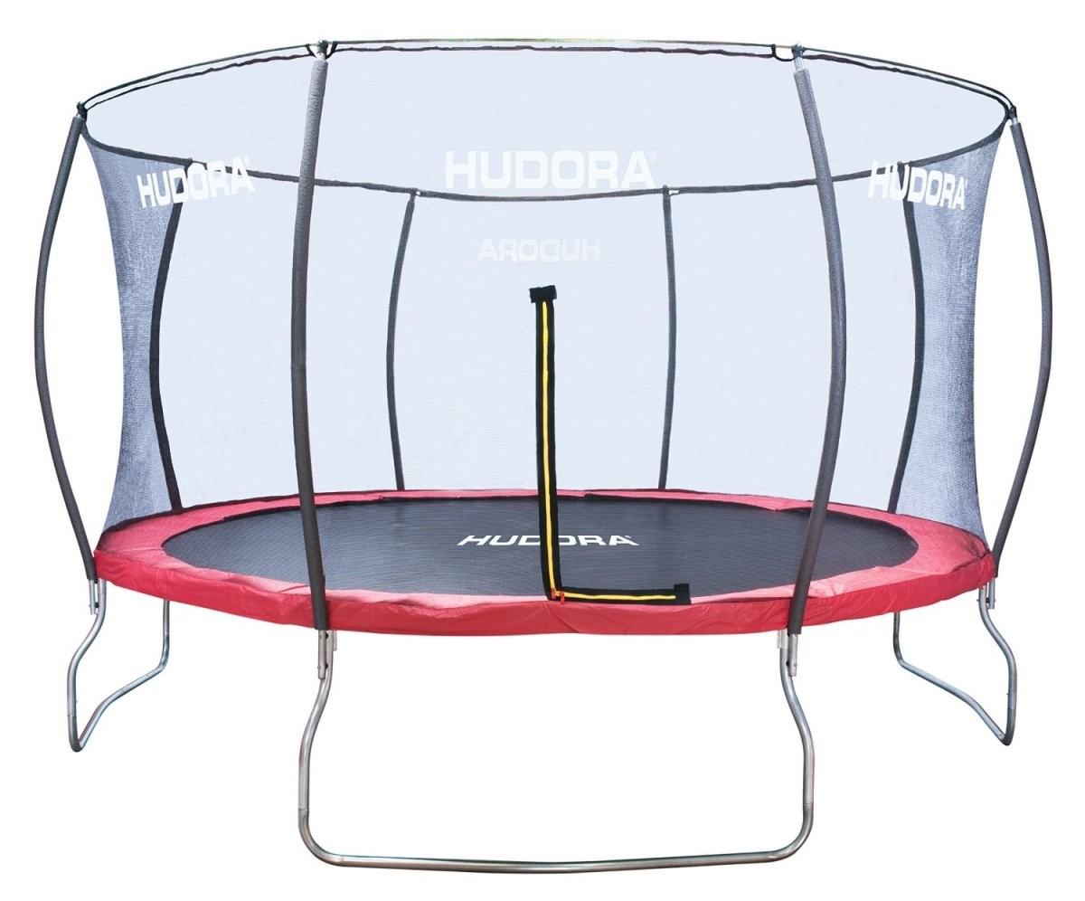 Hudora Trampolin Fantastic Test  300 Und 400 Cm Durchmesser von Trampolin Stiftung Warentest 2015 Photo