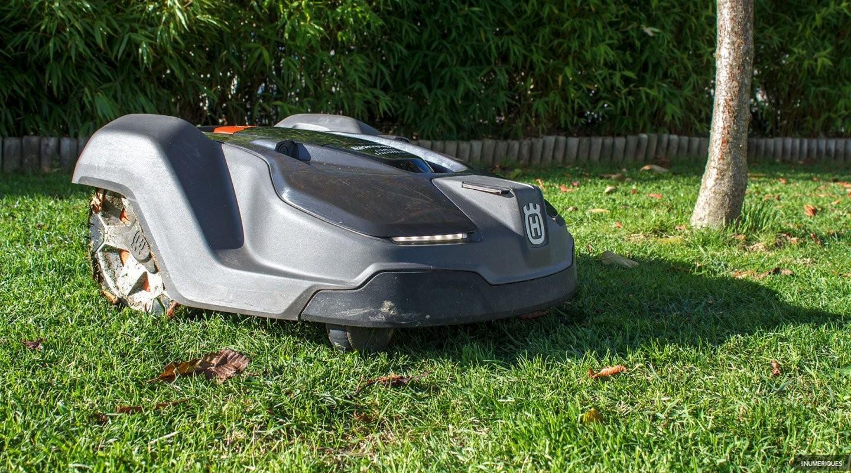 Husqvarna Automower 450X  Test Prix Et Fiche Technique  Tondeuse von Husqvarna Automower 430X Test Photo