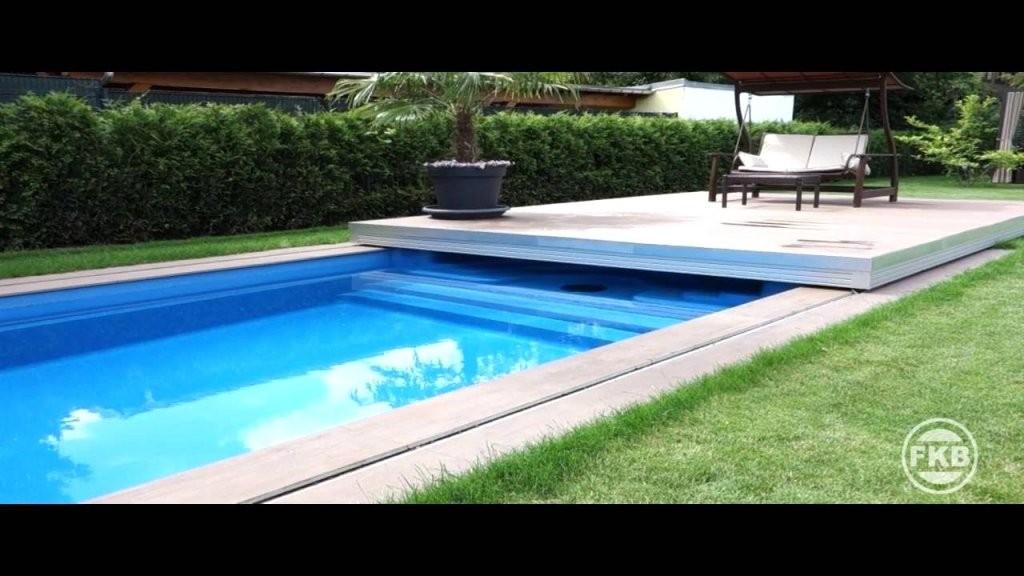 Ideas Abdeckung Für Pool von Pool Winterabdeckung Selber Bauen Photo