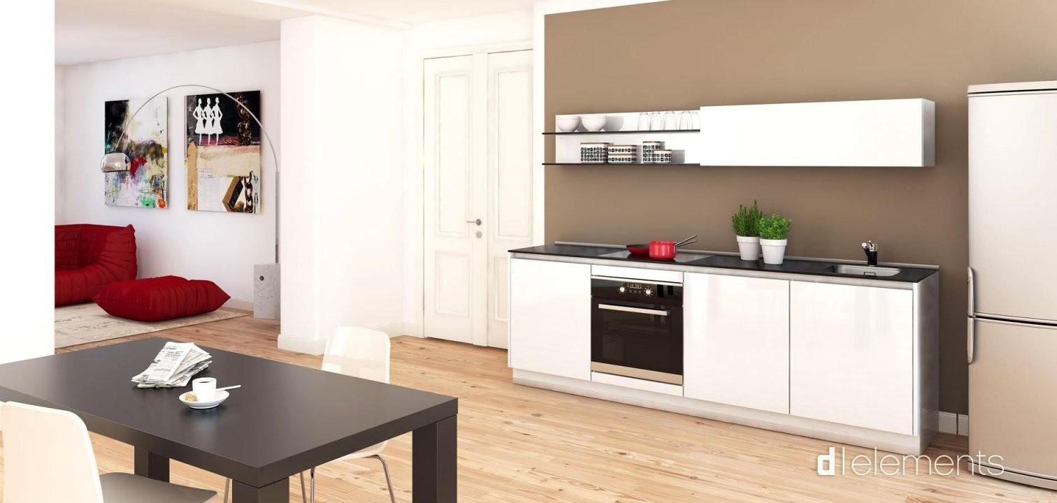 Ideas Küchenzeile Ohne Hängeschränke von Beleuchtung Küche Ohne Oberschränke Photo