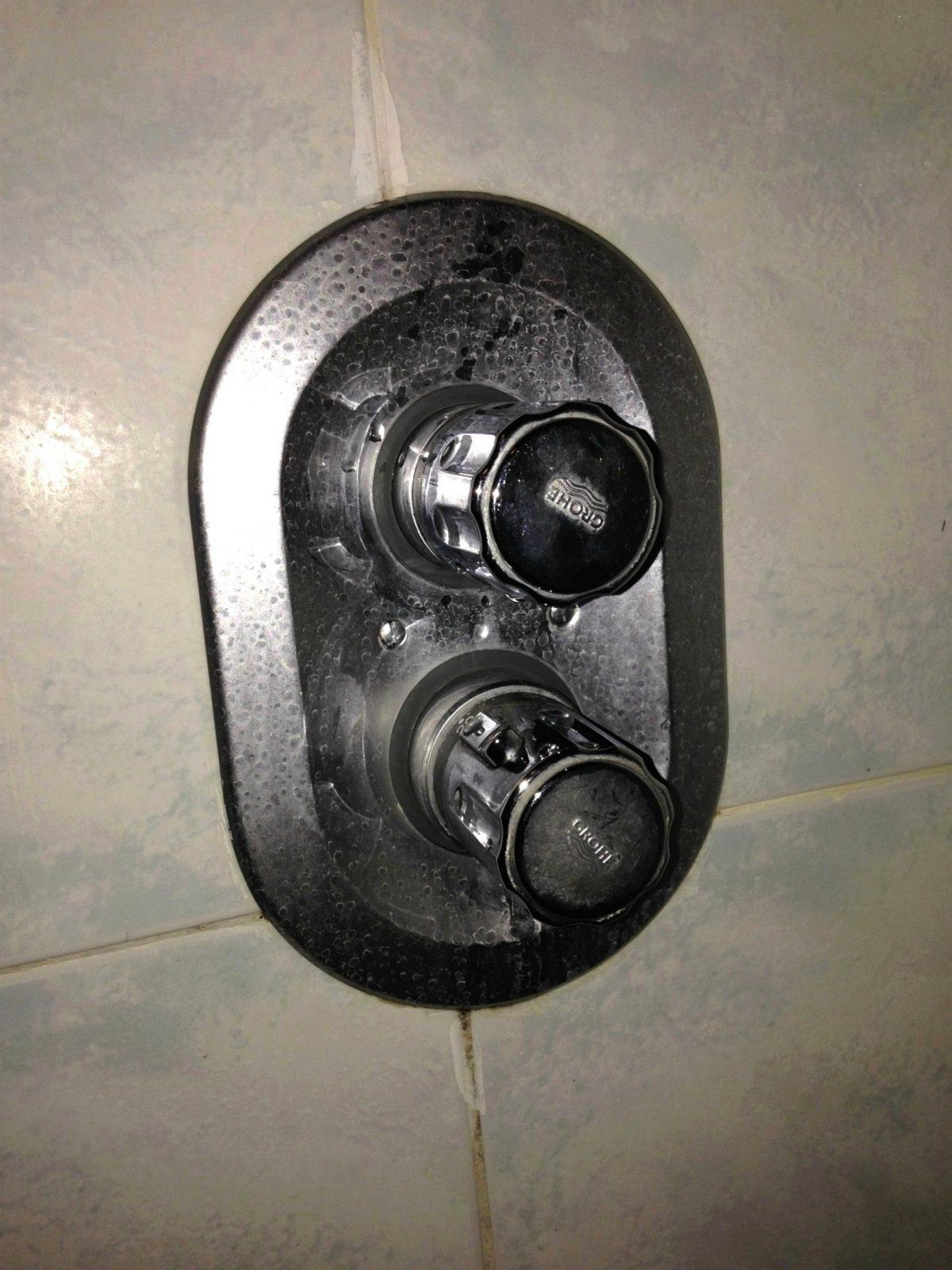 Ideas Mischbatterie Dusche Unterputz von Unterputz Armatur Dusche Hansa Bild