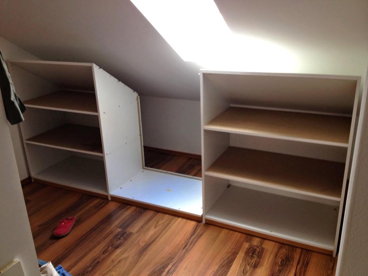 Ideas Möbel Für Dachschrägen Ikea von Schränke Für Schrägen Ikea Photo