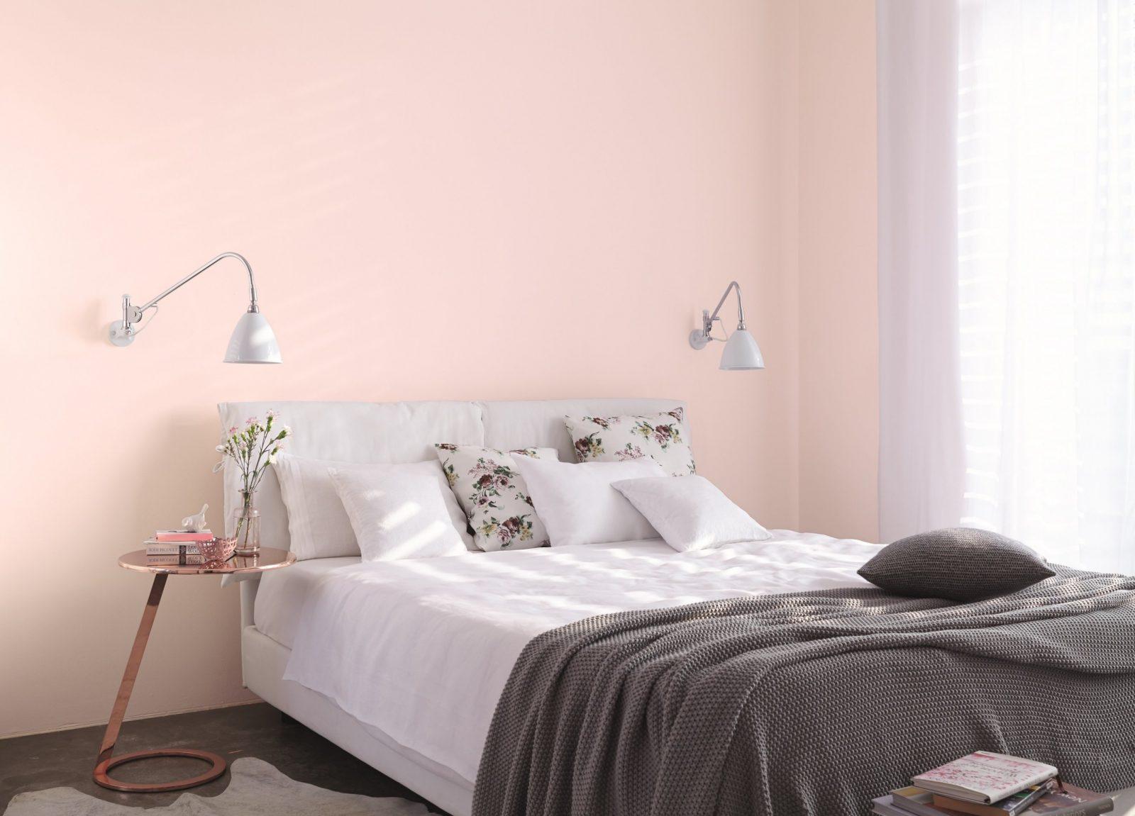 Ideen Für Die Gestaltung Vom Schlafzimmer Alpina Farbe  Einrichten von Beruhigende Bilder Fürs Schlafzimmer Photo