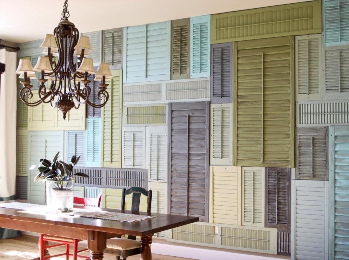 Ideen Für Wandgestaltungcoole Wanddeko Selber Machen  Freshouse von Deko Für Wohnzimmer Selber Machen Bild