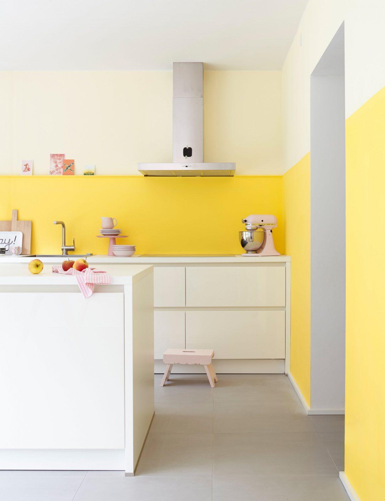 Ideen Fürs Küche Streichen Und Gestalten Alpina Farbe  Einrichten von Wände Streichen Ideen Küche Photo