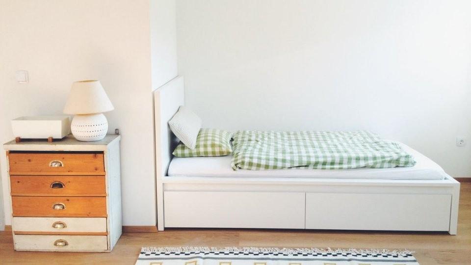 Ideen Und Inspirationen Für Ikea Betten von Ikea Einzelbett Mit Unterbett Bild