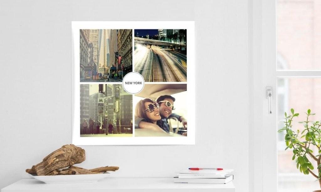 Ihre Bilder Auf Leinwand Drucken Und Bestellen Bei Posterxxl von Fotocollage Auf Leinwand Günstig Bild