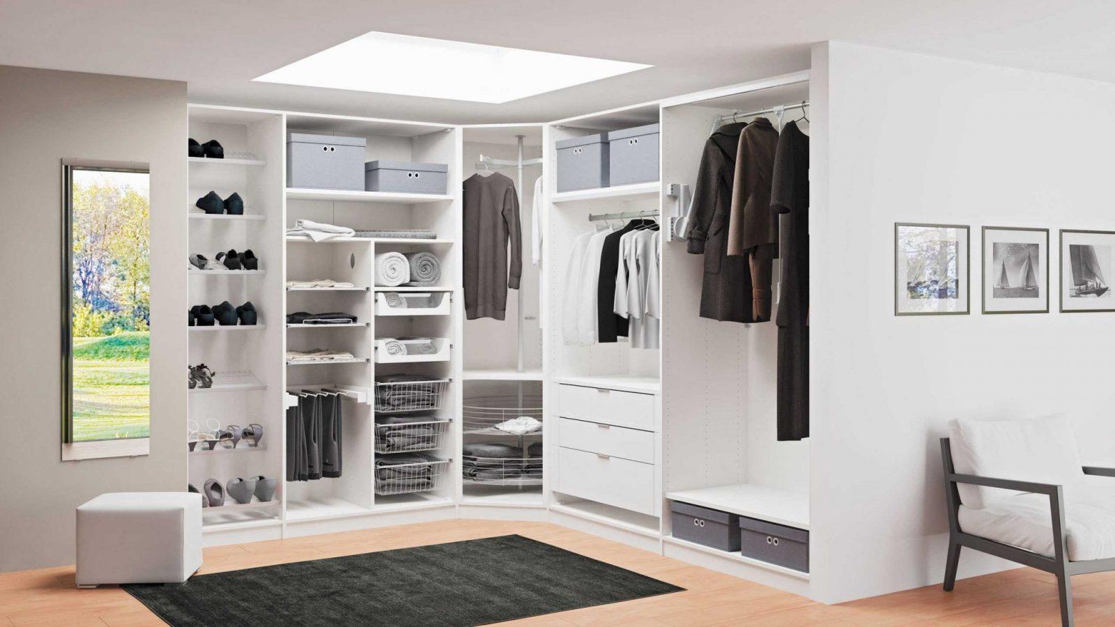 Ikea Begehbarer Kleiderschrank  Fkh von Begehbarer Kleiderschrank Ikea Stolmen Photo