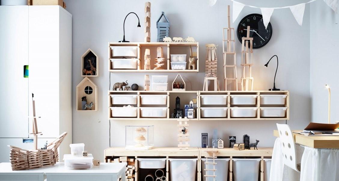 Ikea Hacks Im Kinderzimmer  Diy Ideen Für Kallax Und Trofast von Ikea Regal Kallax Ideen Photo
